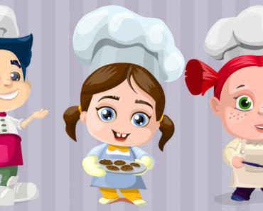 Tarefas que as crianças podem ajudar na cozinha