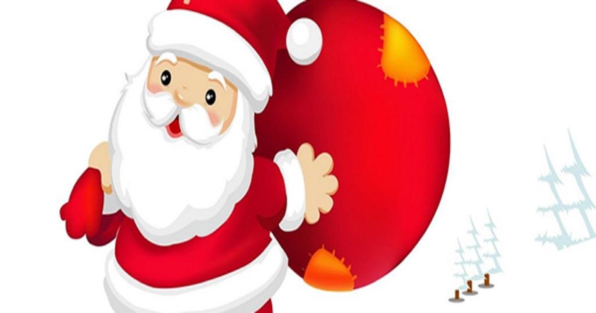 Desenhos Para Imprimir Do Papai Noel