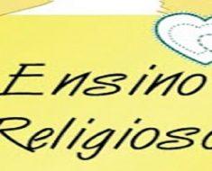 Atividades Ensino Religioso 3 ano - Para Imprimir - Series Iniciais.