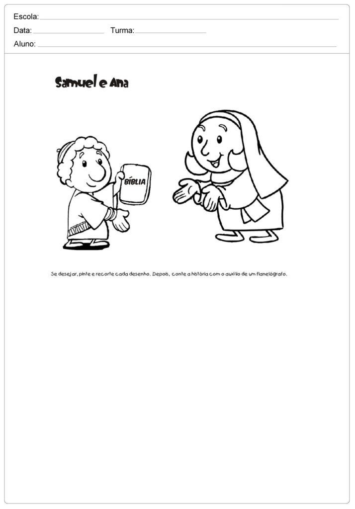 Atividades Ensino Religioso 3 Ano Para Imprimir So Escola