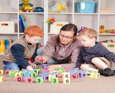 Atividades para trabalhar com uma criança com autismo