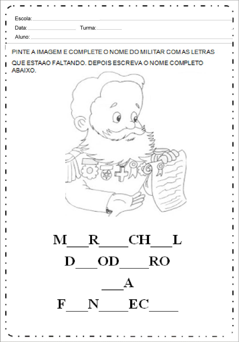 24 Atividades Proclamação da Republica - Para Imprimir - Baixe em PDF.
