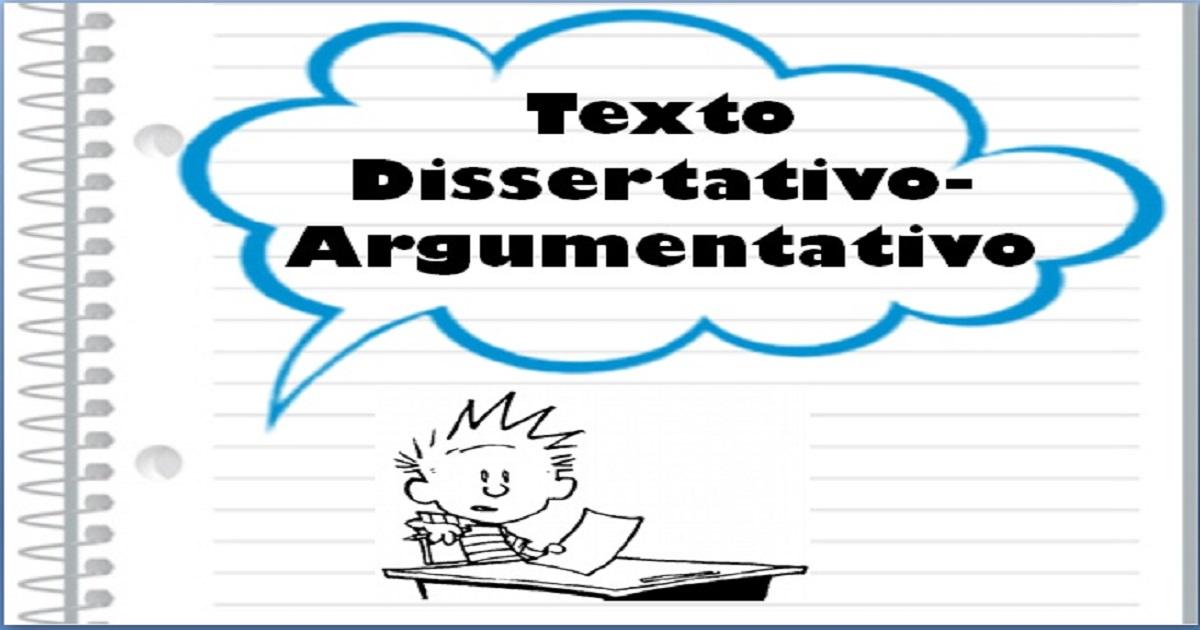 Dicas para Redação Texto Dissertativo Argumentativo