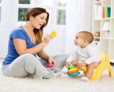 Dicas para remover a fralda de uma criança