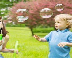 Exercícios de respiração para aliviar o estresse em crianças pequenas