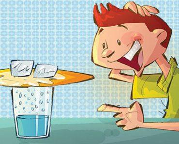 Experimentos com água para fazer com crianças em casa.