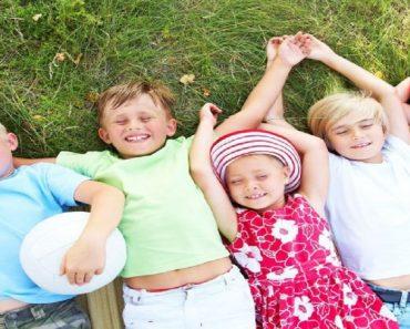 Jogos de relaxamento para regular as emoções das crianças.