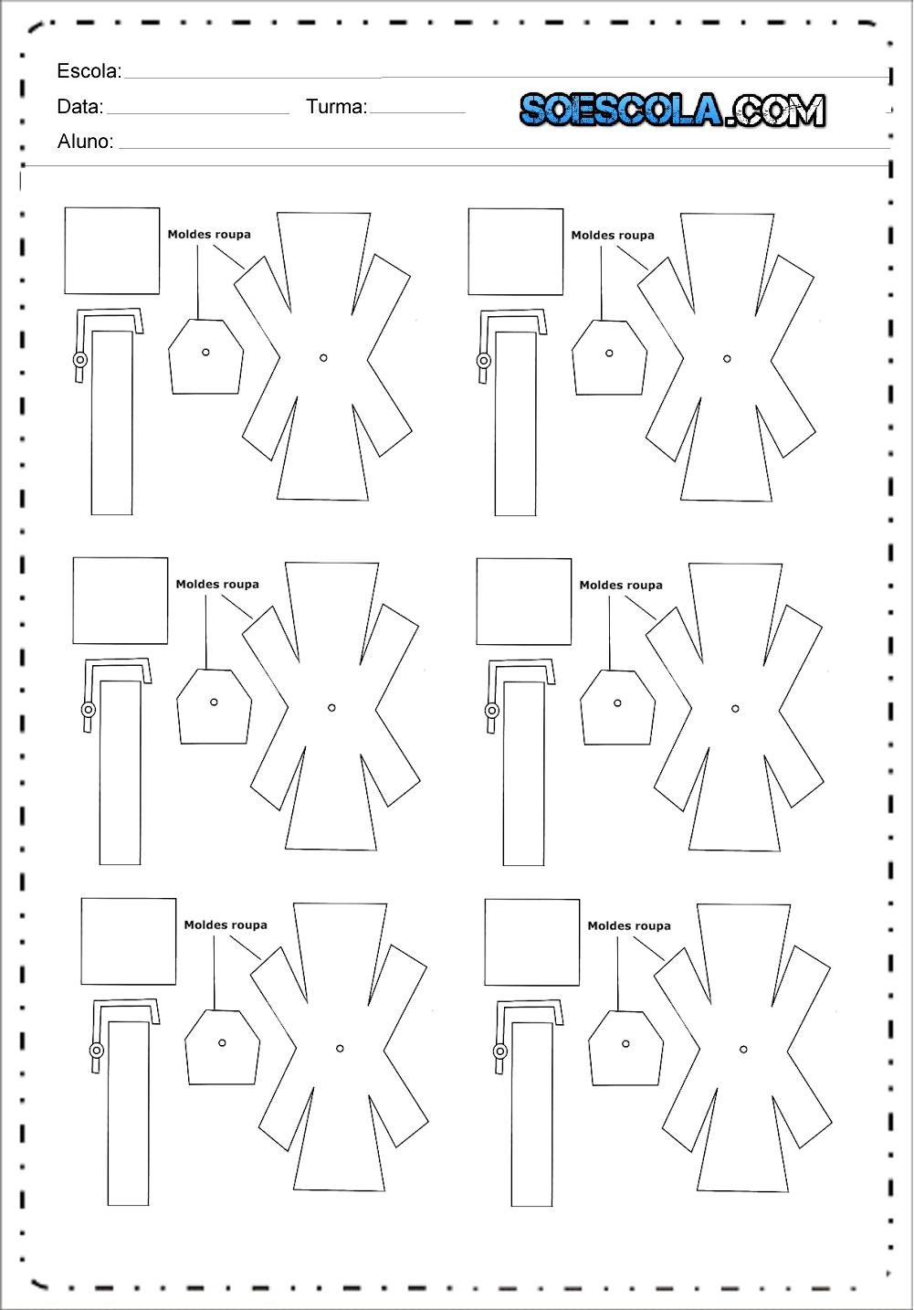 Lembrancinha de formatura com pirulitos com moldes para imprimir