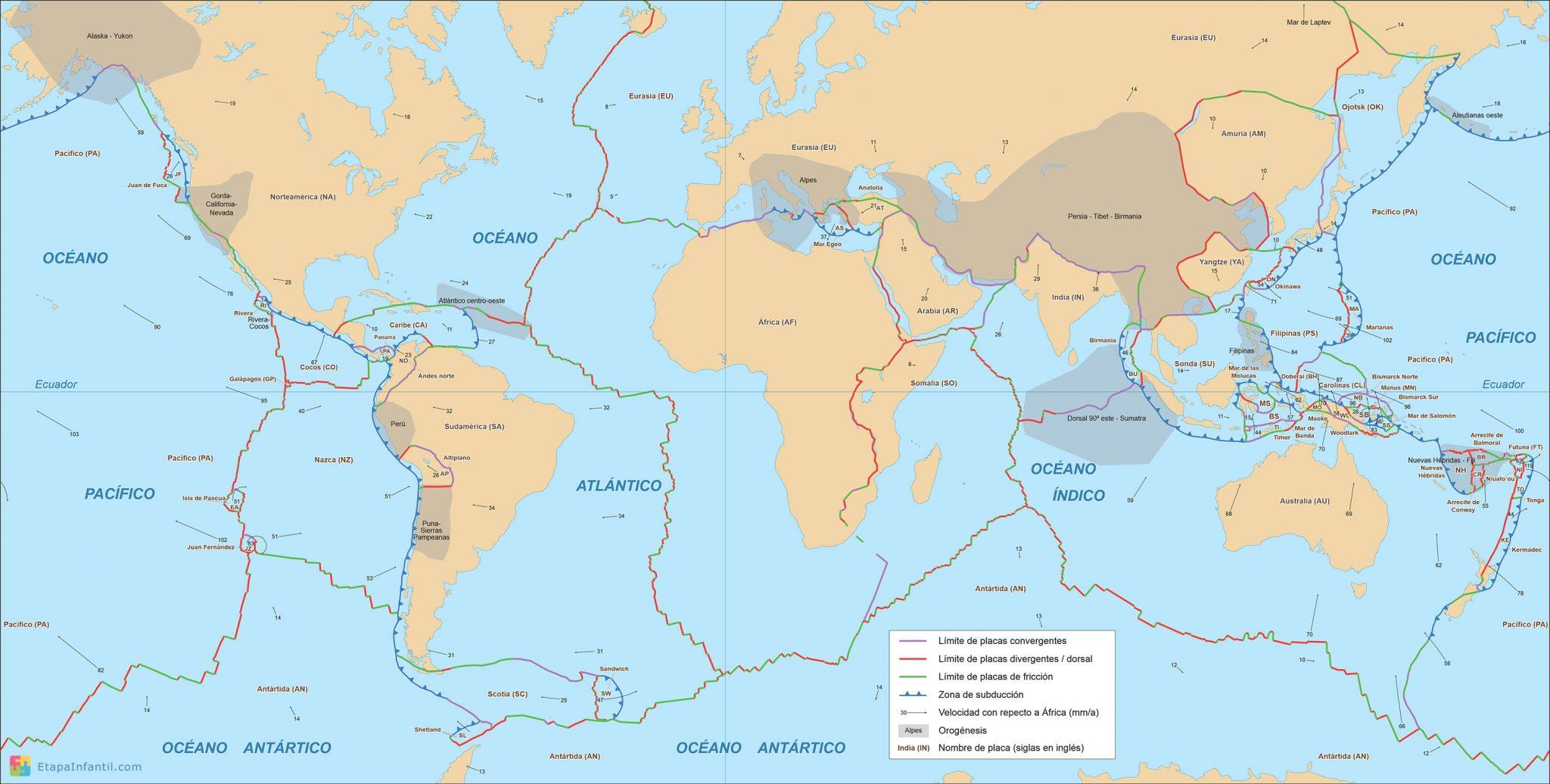 Mapa Múndi: físico, geológico, mundial, terrestre, topográfico e antigo.