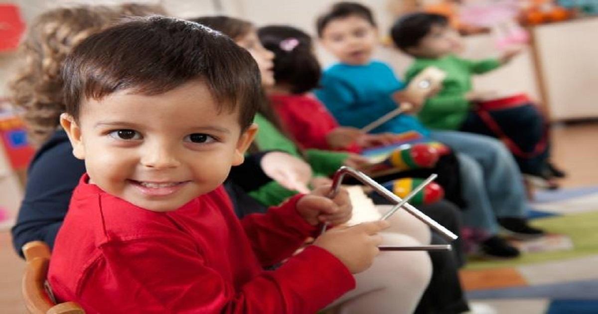 Música para desenvolver a inteligência - A musicalização Infantil