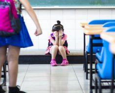 O que um professor deve fazer em caso de bullying?