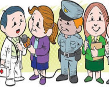 Plano de Aula Profissões - As diversas profissões - Ensino Fundamental.