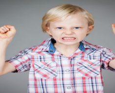 Por que as crianças têm crises de raiva?