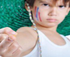 Uma criança sem limites será um filho tirano em casa - Colocar Limites.