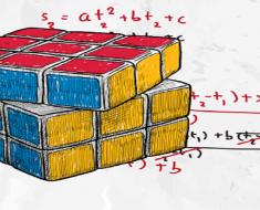 Uso do cubo mágico ajuda na aprendizagem da matemática