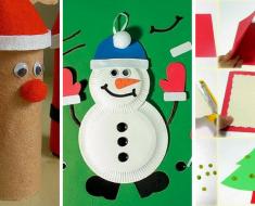 Atividades de Artes para Natal para imprimir e colorir