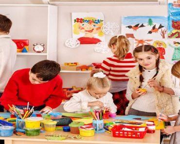 Atividades extracurriculares de aprendizagem para crianças