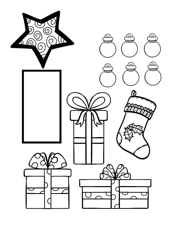 Cartao De Natal Com Moldes Para Imprimir So Escola