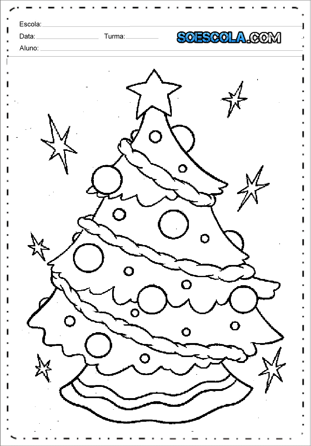 Desenhos Para Colorir Sobre Natal Para Imprimir Desenhos