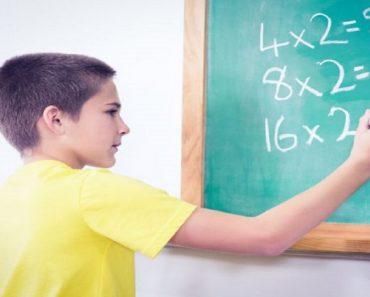Ensinar Multiplicação para crianças com TDAH
