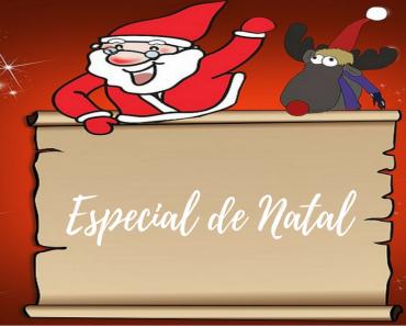 Especial de Natal - Atividades, Projetos, Plano de Aula, Músicas, Lembrancinhas, Cartões