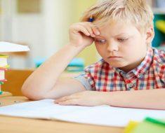 Fatos sobre uma criança com dislexia - Dicas para entender