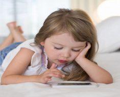 Método para regular o uso da tecnologia em crianças