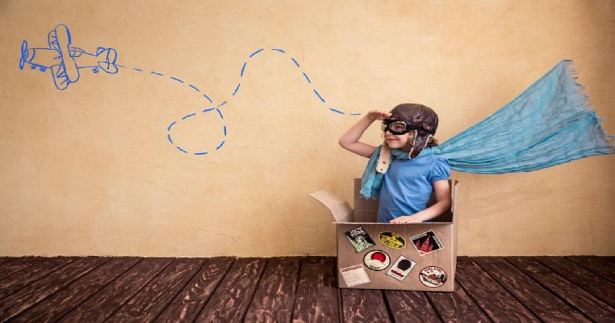 O tédio estimula a imaginação das crianças - Benefícios do Tédio Infantil