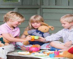 Aprender brincando na Educação Infantil