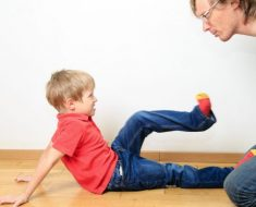 Como lidar com as más respostas das crianças