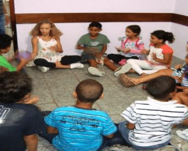 Dinâmica conhecendo e aprendendo para volta às aulas