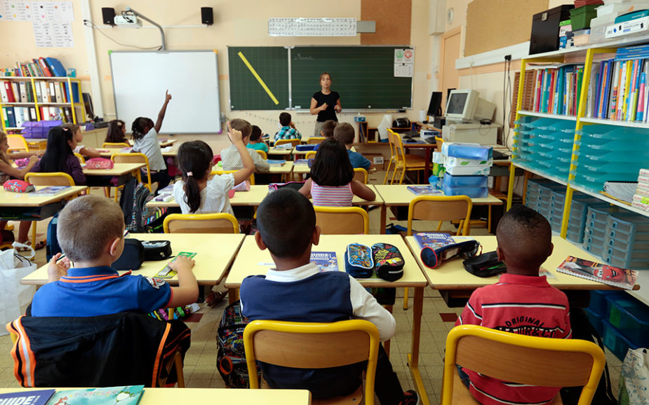 Uma relação de troca e respeito entre professor e aluno