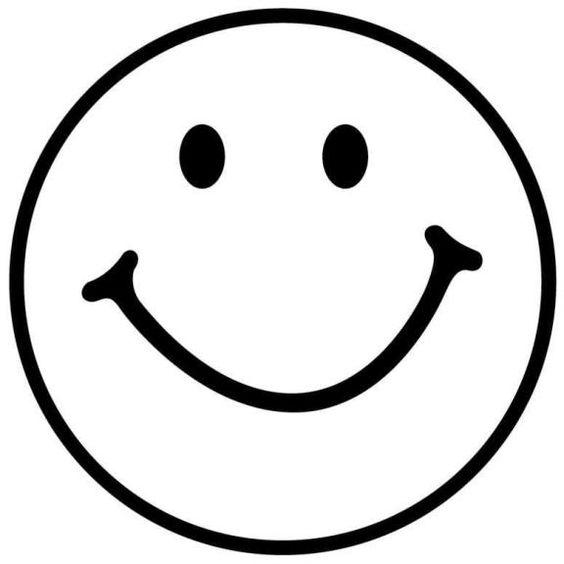 Moldes de Emoji para imprimir - Emojis para Eva ou Feltro