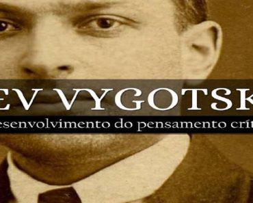 O desenvolvimento do pensamento critico segundo Vygotsky