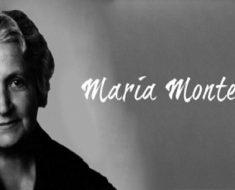 Os pilares educacionais de Maria Montessori