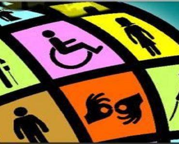 Os tipos de deficiência