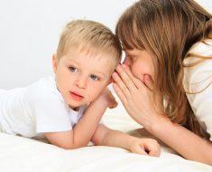 Atividades para promover o desenvolvimento da fala em crianças de 0 a 6 anos