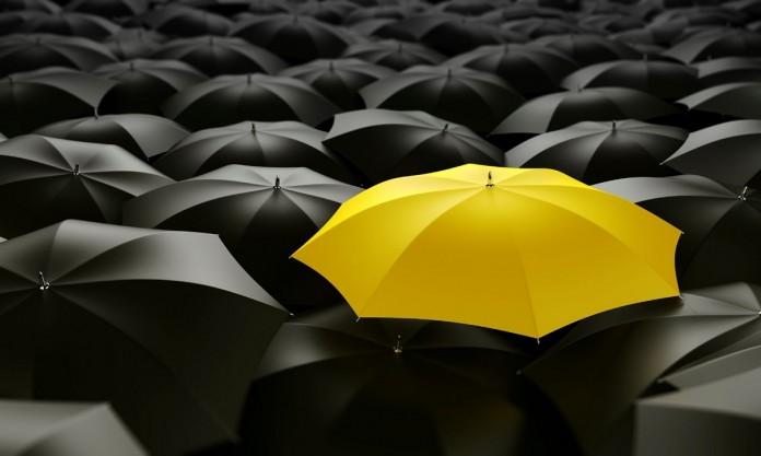 A coragem de ser diferente