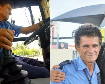 Motorista acha pasta com R$ 1,5 mil e devolve ao dono