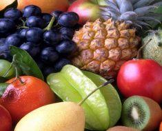 Nomes de Frutas de A a Z
