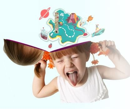 O cérebro e as rotinas de uma criança