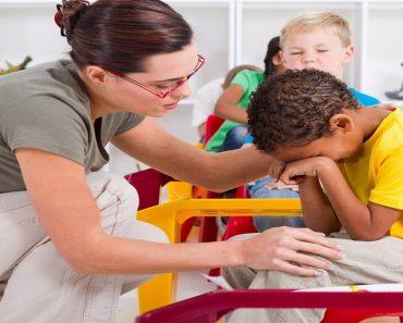 Participação da família na adaptação infantil