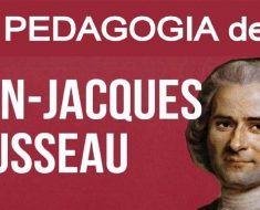 A pedagogia de Rousseau