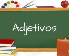 Quais são os adjetivos mais usados no português?