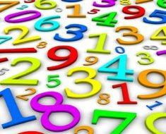 Quais são os numerais mais usados no português?