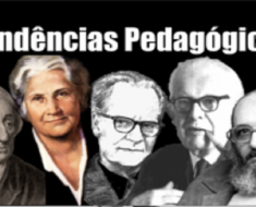 Tendências Pedagógicas - A Relação entre as Tendências Pedagógicas e a prática docente