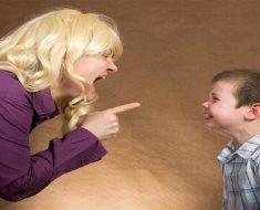 5 maneiras de parar de gritar com seus filhos