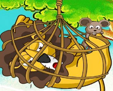 Atividades com a fábula O leão e o ratinho
