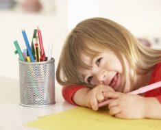Educação inclusiva em crianças com síndrome de Down