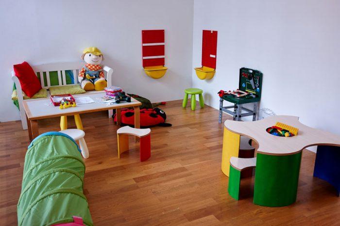 Ideias Montessori para decorar um quarto para crianças